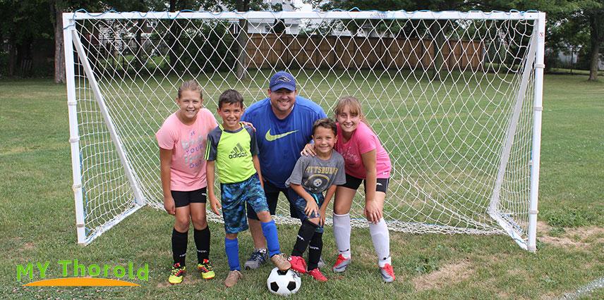 Thorold Super Soccer School _ Carmen DeRose