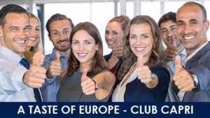Taste of Europe Night | Club Capri @ Club Capri