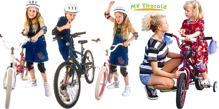 Thorold Active Transportation Advisory Committee Bicycle Donation