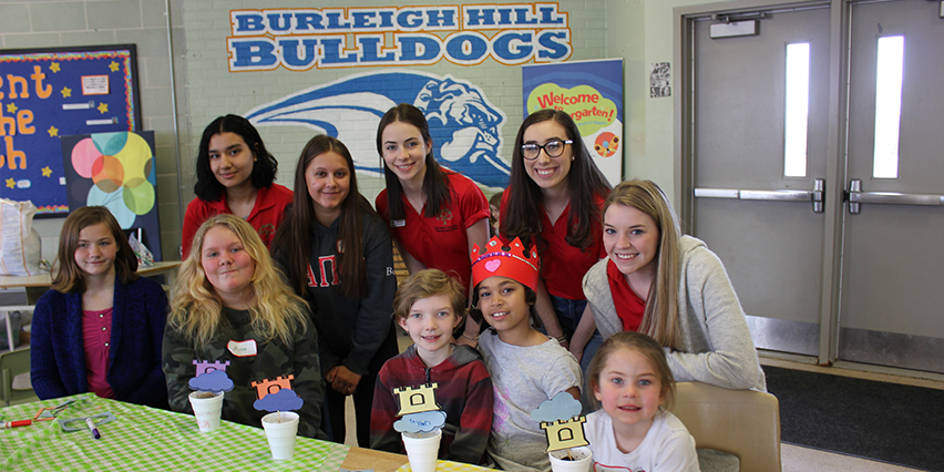 Brock University ConED Burleigh Hill School Play Day