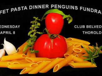 Buffet Pasta Dinner Penguins Fundraiser