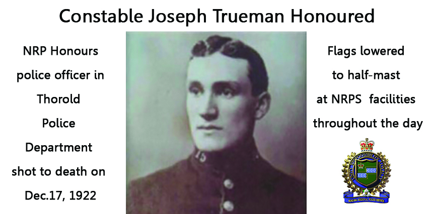 Constable_Joseph Trueman honoured NRPS