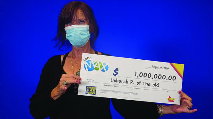 Deborah Rose Thorold LottoMaxMillions_July 28-2020