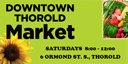 Downtown Thorold Market