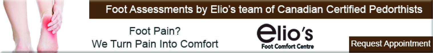 Elio's Foot Comfort Centre