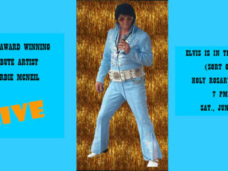 Entertainment thorold gordie mcneil elvis tribute artist _holy hosary