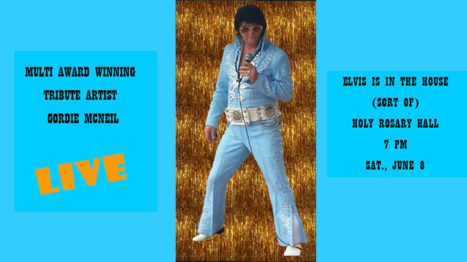 Entertainment thorold gordie mcneil elvis tribute artist _holy hosary