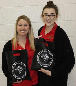 Erika & Melissa | Brock University ConEd Students