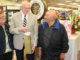 Lucy Cino (Ferrelli) John Henderson Domenic Ferrelli _ Henderson's Pharmacy 80th anniversary