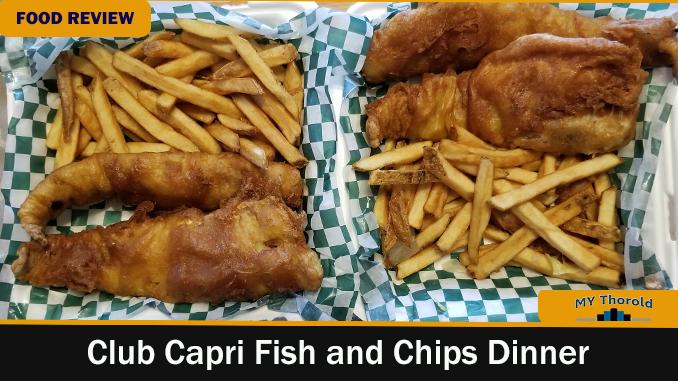 Fish Chips_Club Capri_Food Review