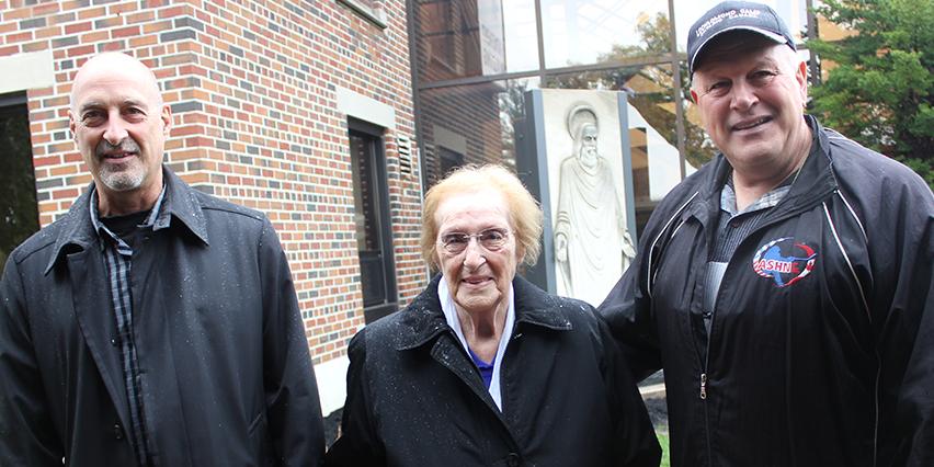 John Gazzola Leaves Mark on Hotel Dieu Shaver Saint Joseph Statue