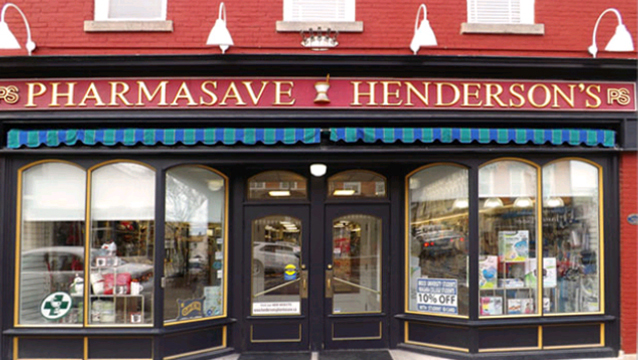 Hendersons Pharmacy _Thorold