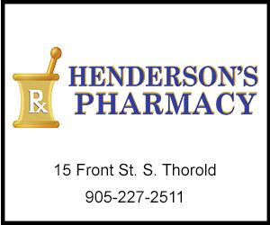 Hendersons Pharmacy Thorold