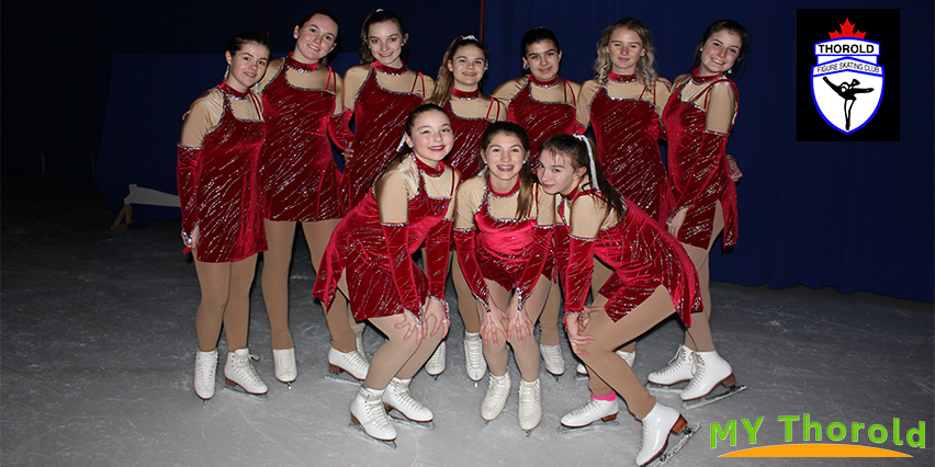 Thorold Figure Skating Club Ice show 2019