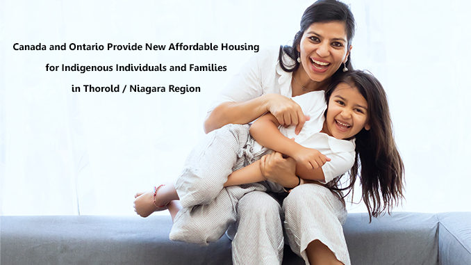 Indigenous Affordable Housing Thorold