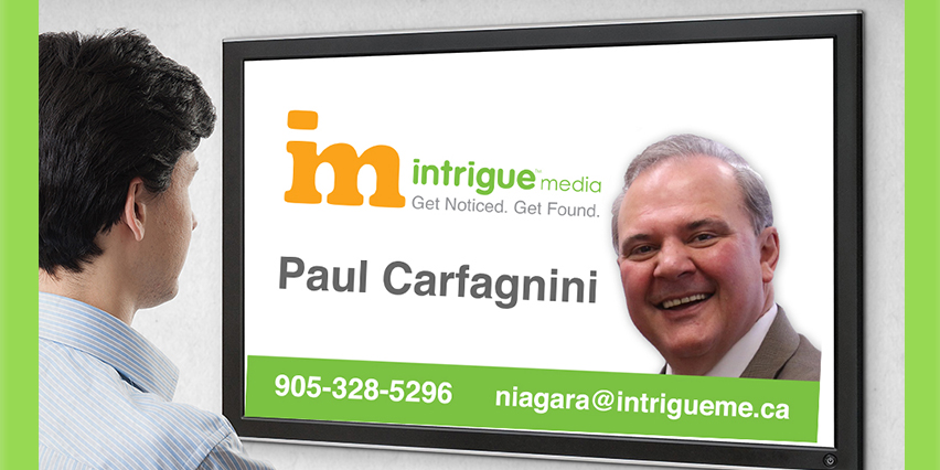 Intrigue Media TV Thorold Family Medical Centre