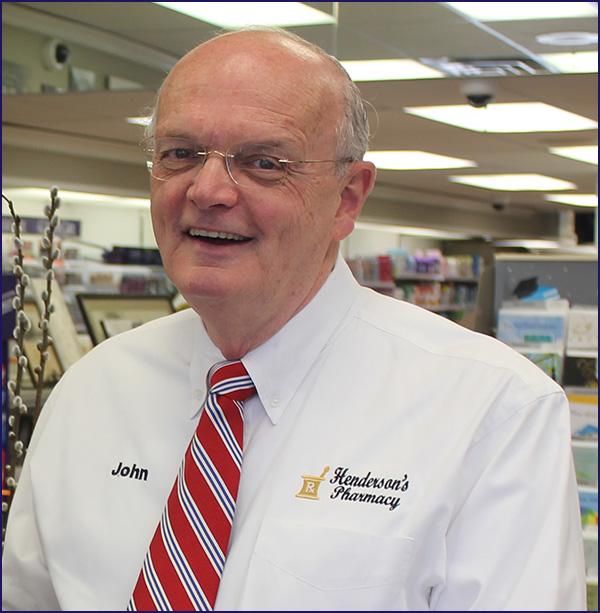 John Henderson Pharmacist Owner_Hendersons_Pharmacy Thorold