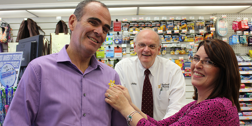Support Canadian Cancer Society Hendersons Pharmacy