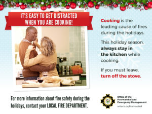 Holiday Season Fire Safety Tips