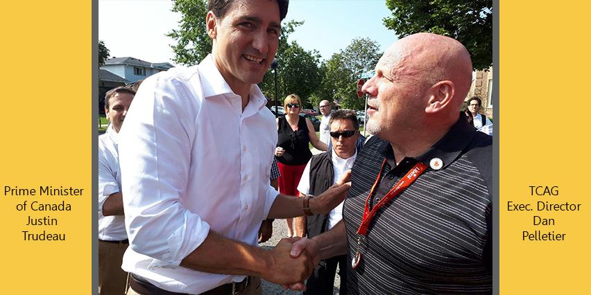 PM Justin Trudeau _ TCAG Dan Pelletier