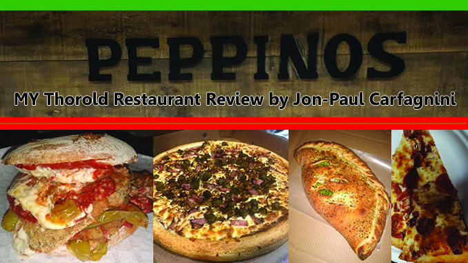 Peppinos thorold restaurant review