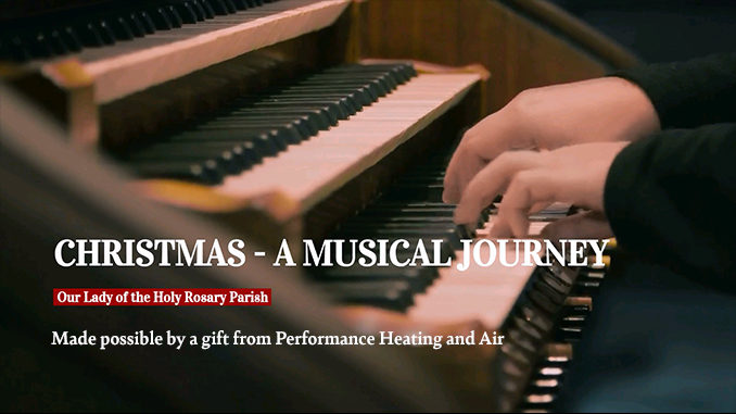 Performance Heating Air gift music Holy Rosary Church