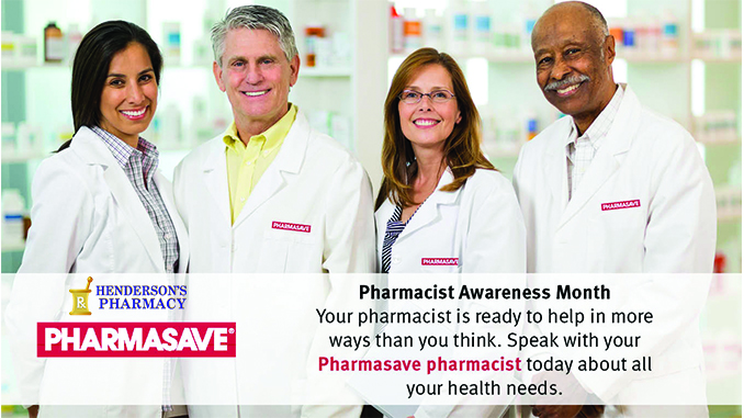 Pharmacist Awareness Month
