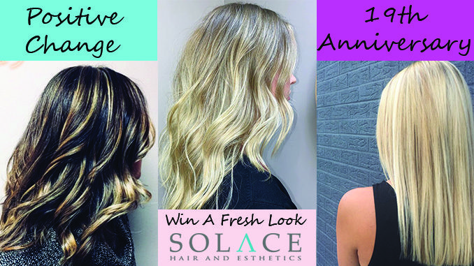 Positive Change - Solace Hair