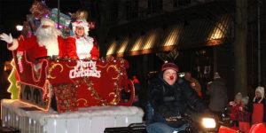 Santa Claus Parade @ Thorold Arena