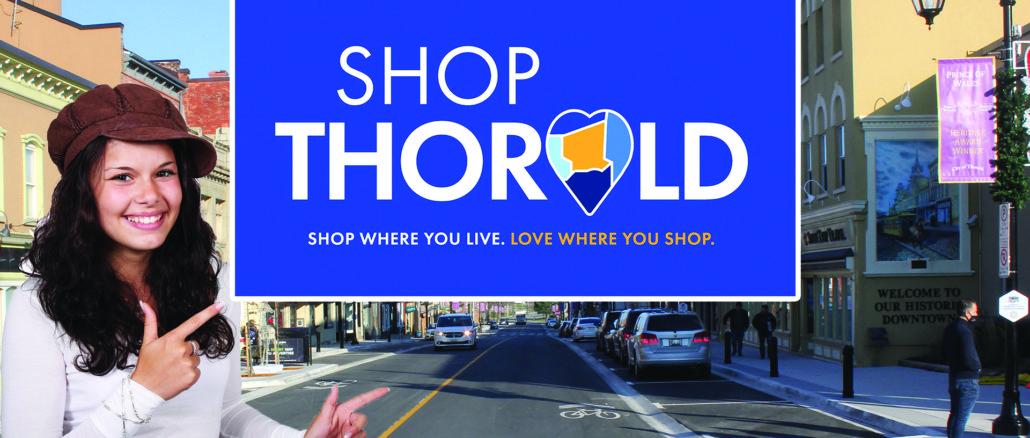 Shop Thorold logo Downtown