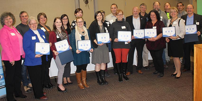 Thorold Ambassador Program Graduates | Customer Service Training