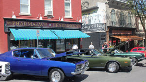 Downtown Thorold Car Show @ Downtown Thorold