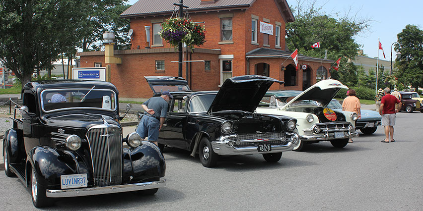 Thorold Car Show July 20 2013