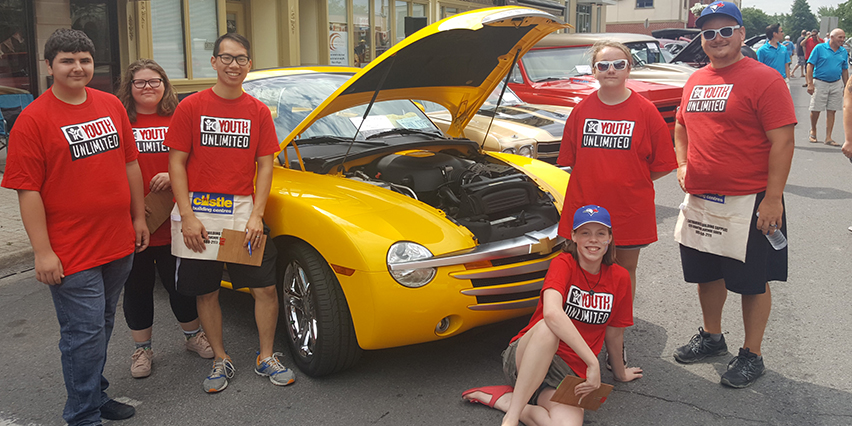Thorold Car Show _YFC Youth Unlimited