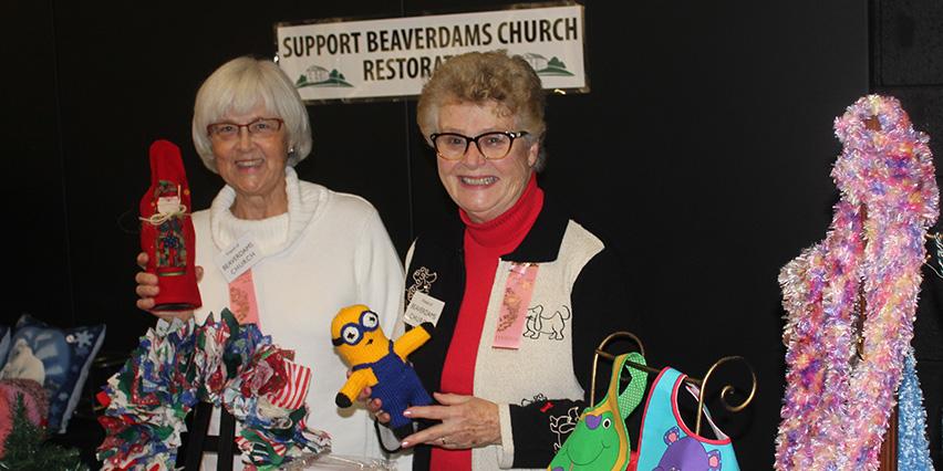 Thorold Christmas Art Craft Show - Friends Beaverdams Church