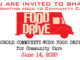 Thorold Community Wide Food Drive