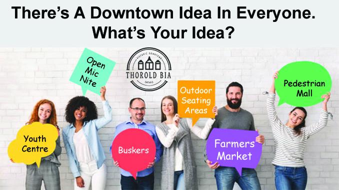 Thorold Downtown Ideas
