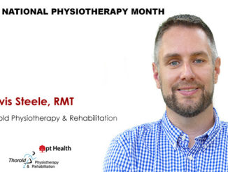 Travis Steele - Thorold Physiotherapy_National Physiotherapy Month