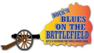 Rock N Blues on the Battlefield June 28 - July 1 @ Battle of Beaverdams Park