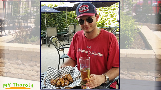 Donnelly's Pub My Thorold restaurant review Jon-Paul Carfagnini