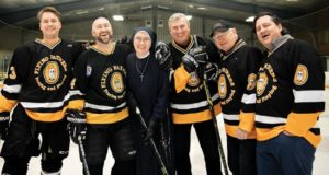 Flying Fathers vs Thorold Mounts | Hockey Game Fundraiser