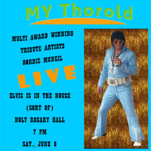 Elvis Is In The Building | Holy Rosary Hall | June 8 @ Holy Rosary Hall