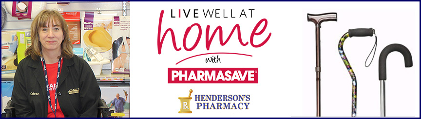 Henderson's Pharmacy - home care products