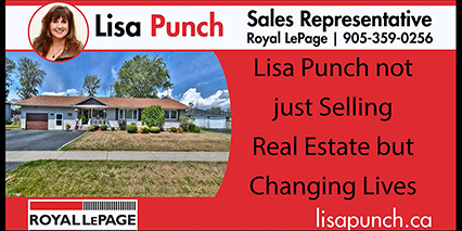 Lisa Punch | Royal LePage Real Estate