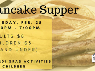 pancake supper st johns thorold events