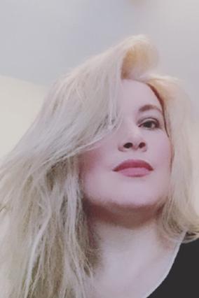 Sarah Barrett, owner/stylist, Solace Hair & Esthetics Thorold.