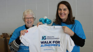 Walk For Alzheimer's - January 26 - Brock University @ Brock University